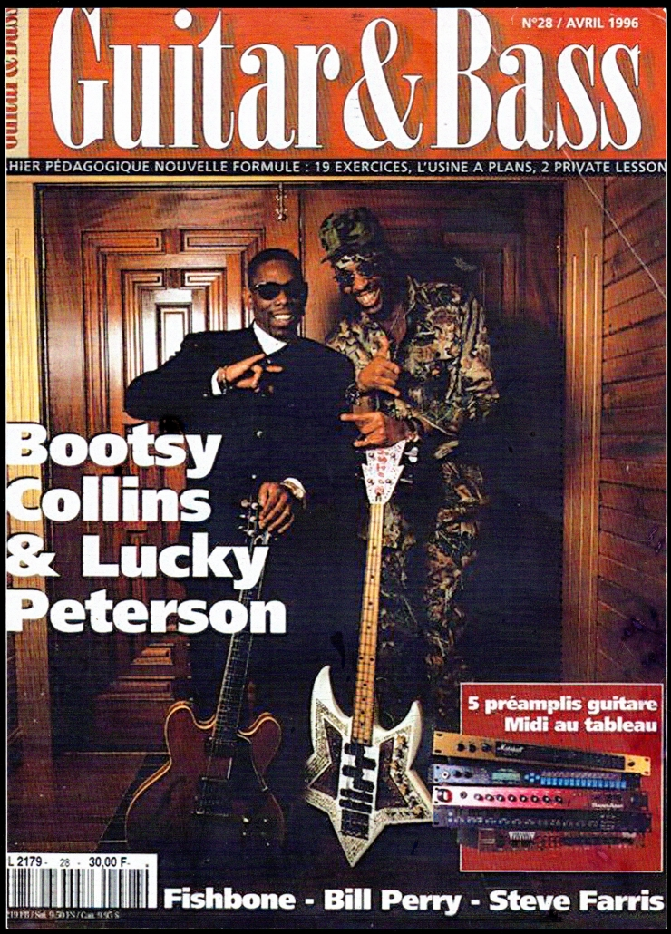 Home - Lucky Peterson